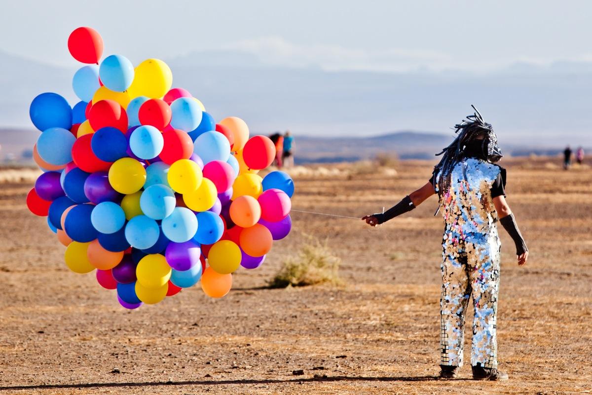 Afrika Burn. Foto: Jonx - 300Fest