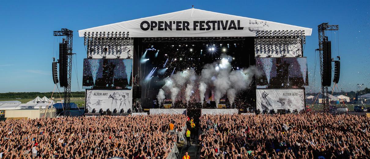 Opener. Foto: M. Murawski / Divulgação
