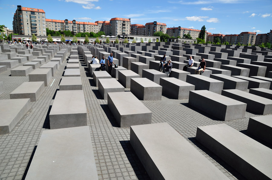 Memorial aos Judeus mortos na Europa