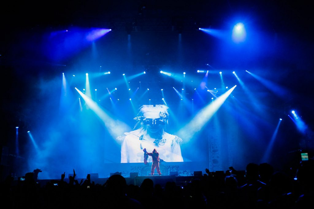 Die Antwoord. Foto: Ale Frata / flickr.com/lollapaloozabr