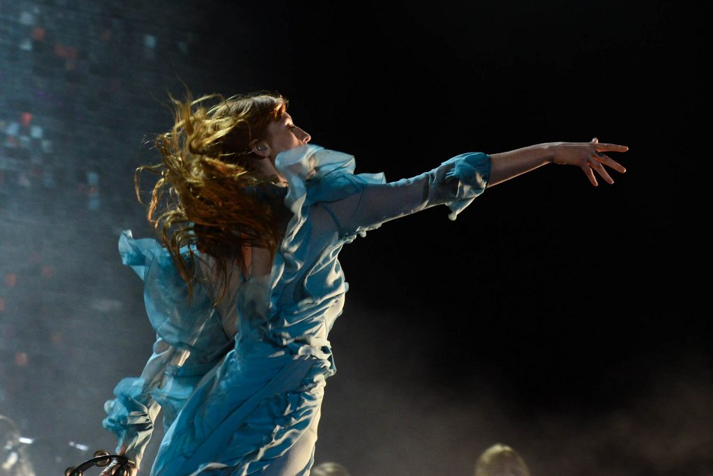 Florence + The Machine. Foto: MRossi / flickr.com/lollapaloozabr