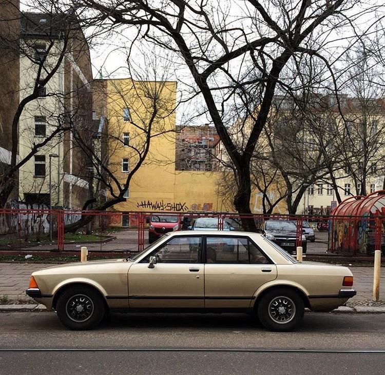 Ford Del Rey ou Granada?