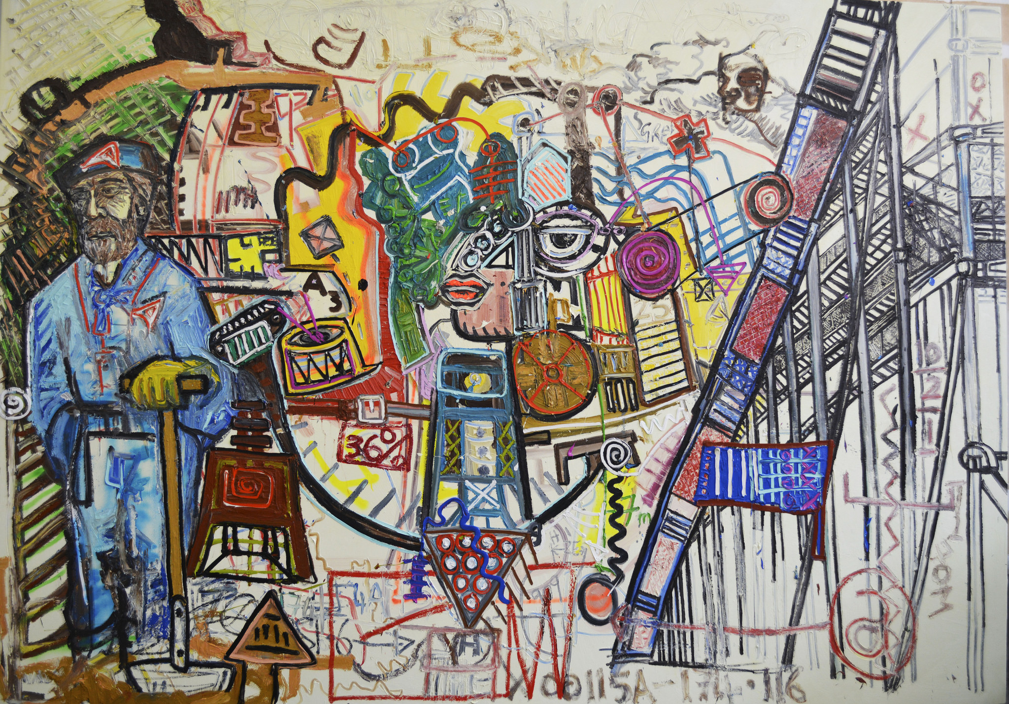 Liam Porisse - Galeria Rabieh