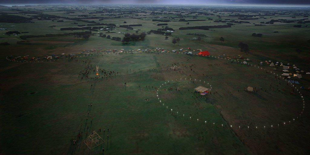 Fuego Austral. Foto: facebook evento