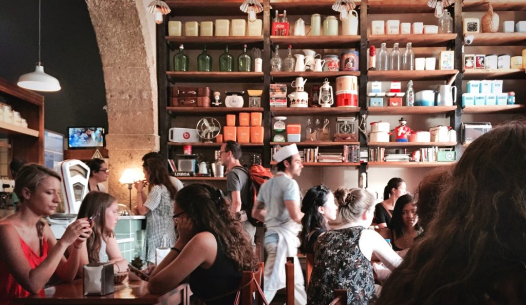 Fábrica Lisboa. Foto: divulgação