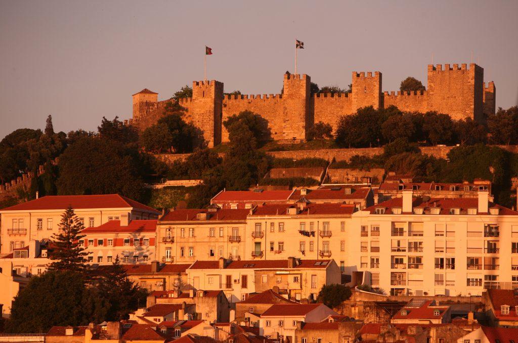 Castelo de São Jorge, Lisboa. Foto: Amnat / Bigstock
