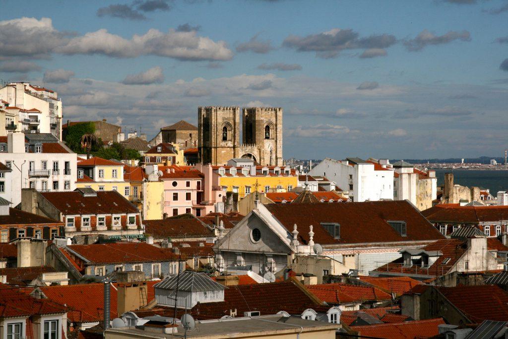 Sé de Lisboa. Foto: François Philipp