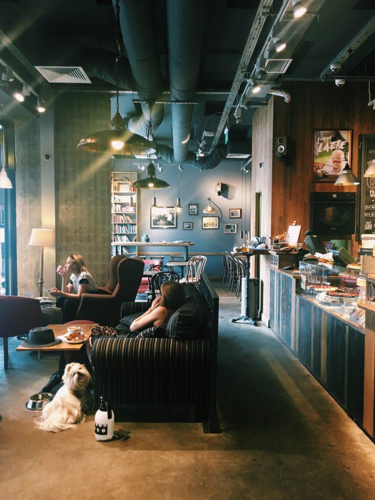 Café Nero. Foto: Lalai Persson