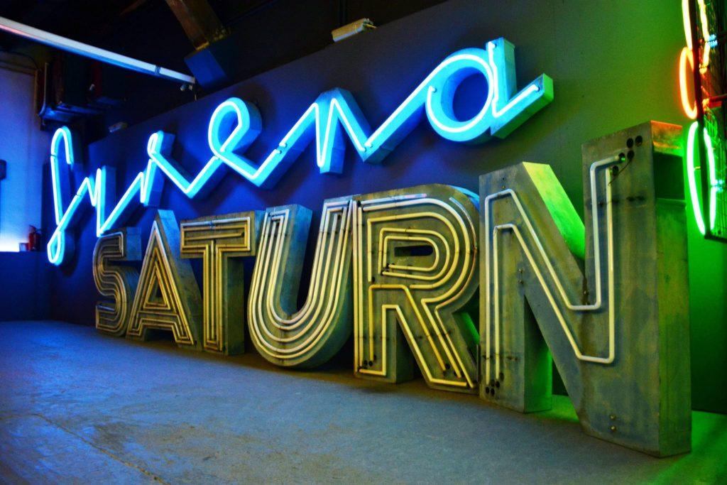 Museu do Neon. Foto: Divulgação