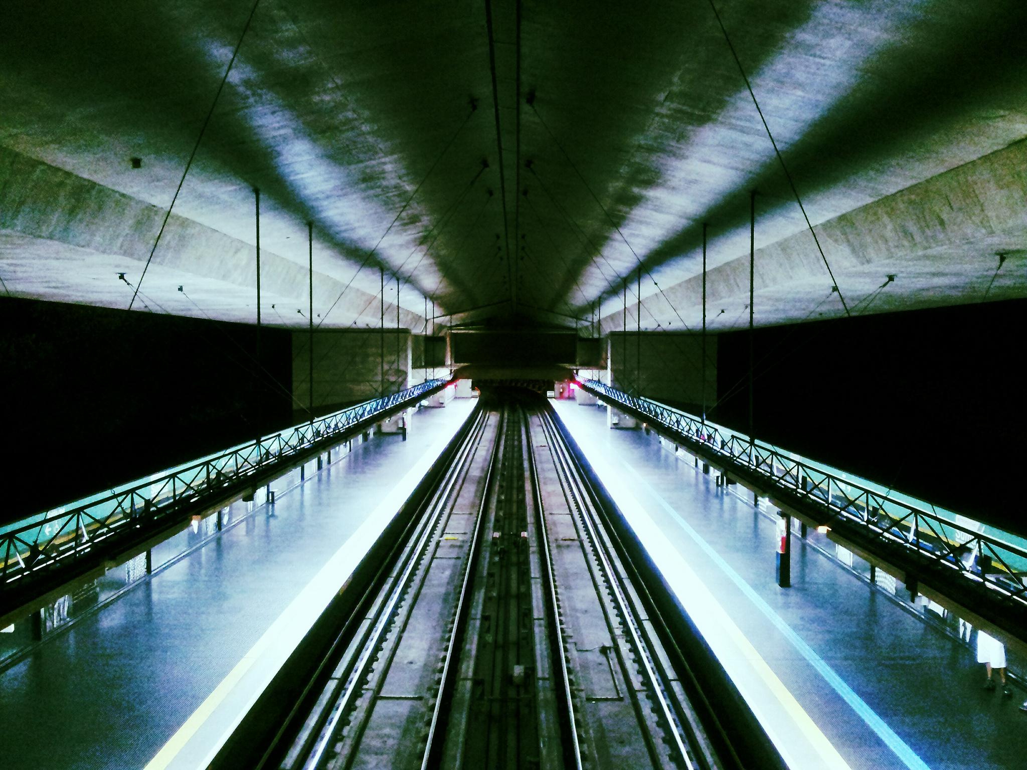 Estação Sumaré - Foto por Daniel Afanador