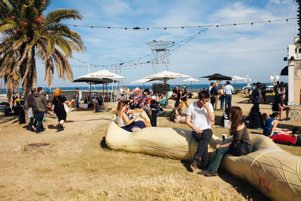 O Beach Club. Foto: Ola Persson