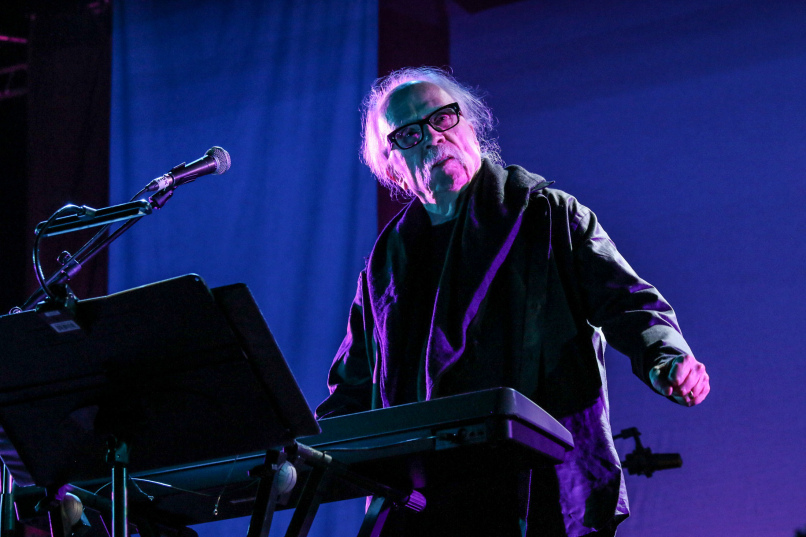 John Carpenter. Foto: Nina Corcoran / Consequence of Sound