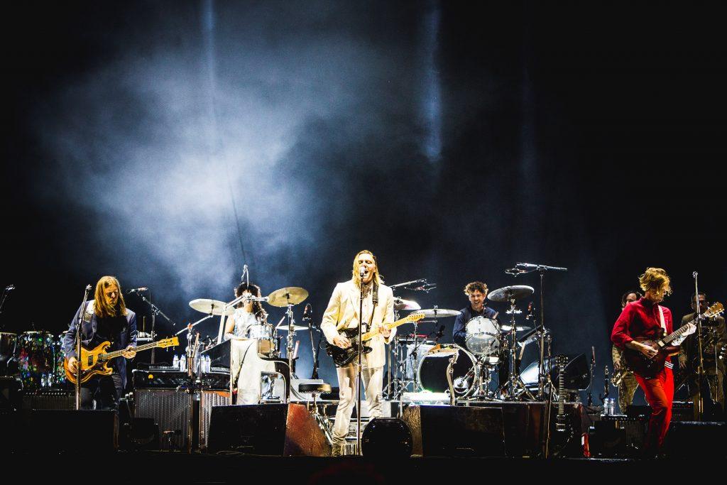 Arcade Fire. Foto: Arlindo Camacho / Divulgação