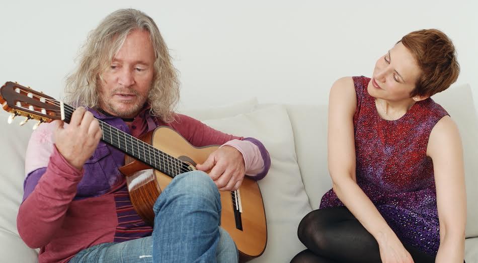Marcos Valle e Stacey Kent. Foto: Divulgação.
