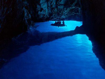 Caverna azul de Hvar