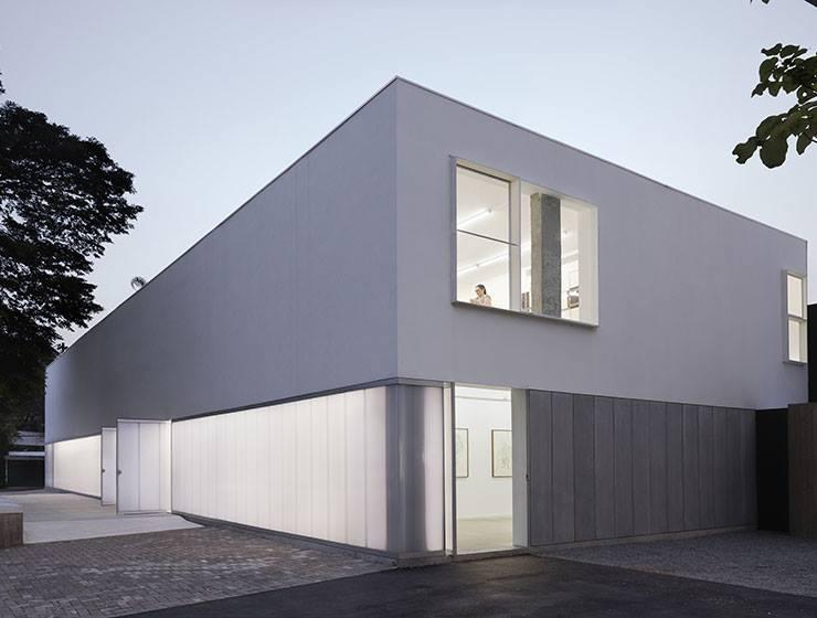 Casa Triângulo investe na arte contemporânea - Divulgação