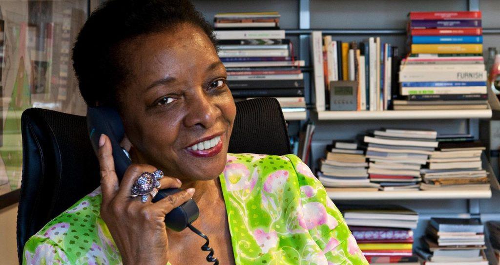 Marva Griffin (foto: Centurion Magazine)