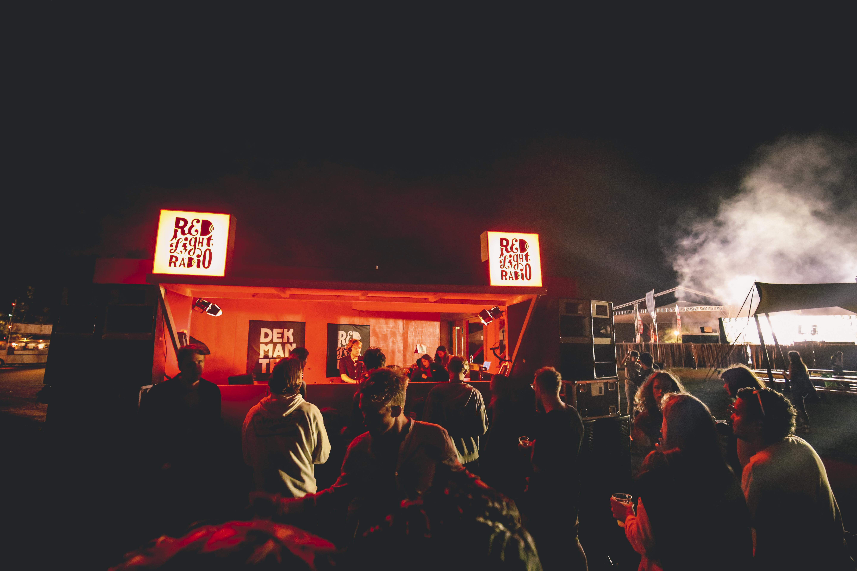 Red Light Radio. Foto: Desiré Van Den Berg