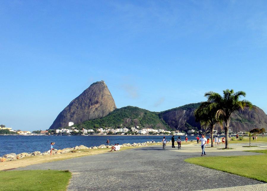 O Rollé Olímpico acontece no Aterro do Flamengo neste fim de semana. Foto: Google Images