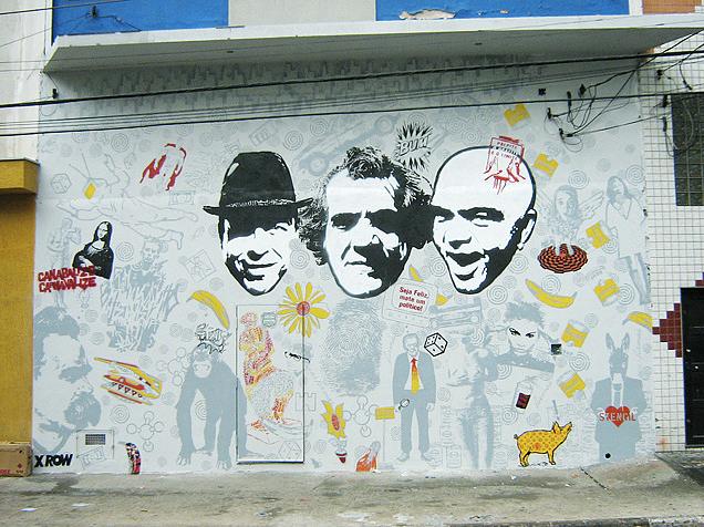 Dia do Grafite no Bixiga Divulgação