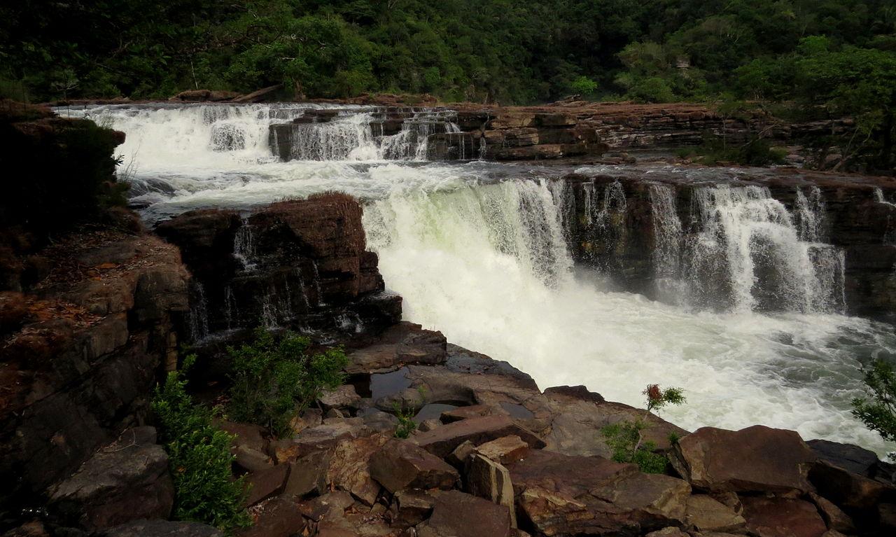 Cachoeira do Simão - Foto por Renato Soares Moreira
