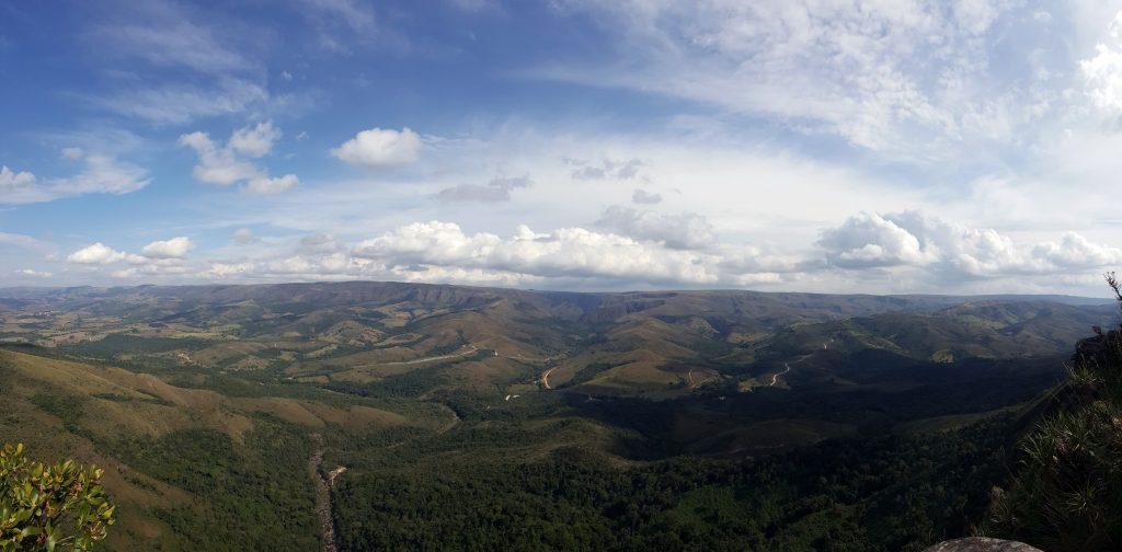 Topo da Serra - Mirante