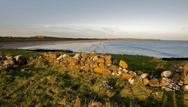 Dunmoran Strand, County Sligo, Ireland. Foto: Chrisps