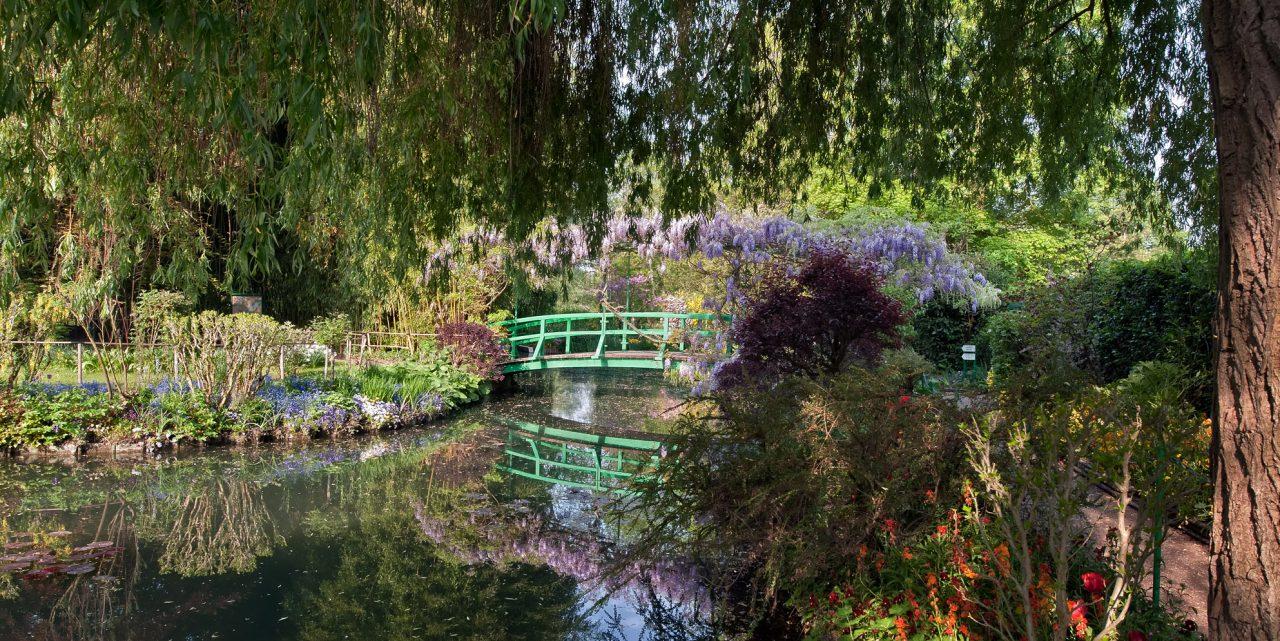 Crédito: Fondation Claude Monet - Le Jardin D'Eau