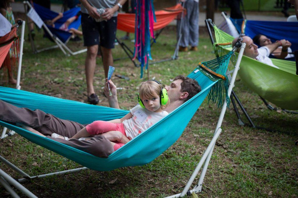 Festival pra curtir com a família toda. Foto: divulgação Neon Lights