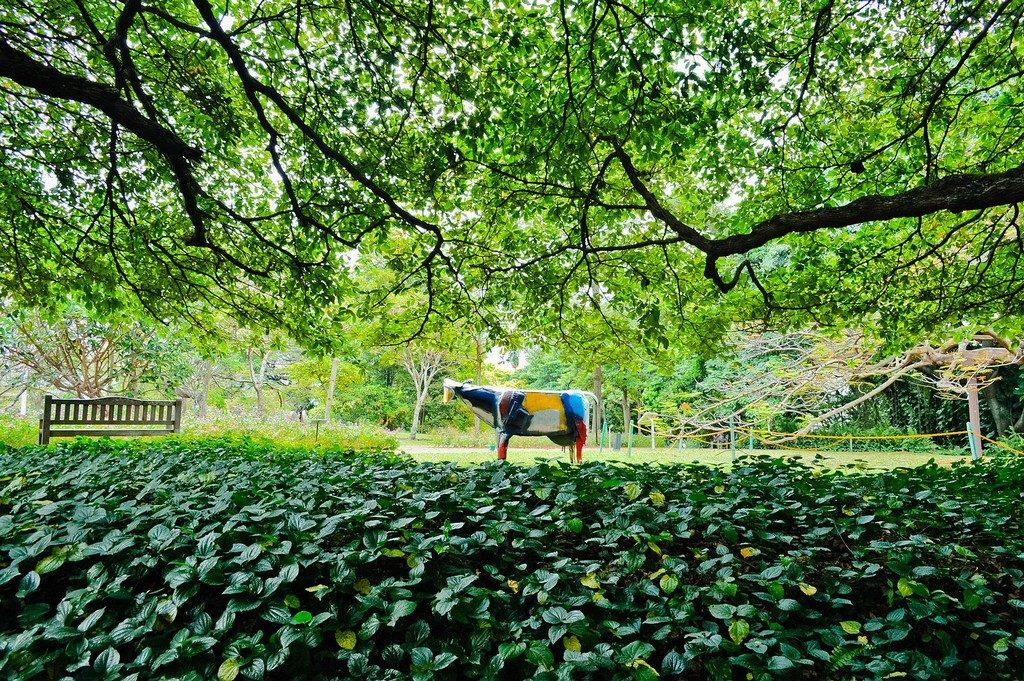 Fort Canning Park. Foto: livingnomads.com