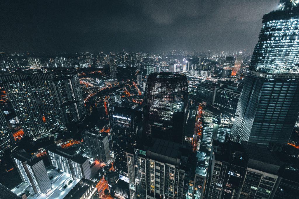 Singapura por Lee Aik Soon - unsplash.com