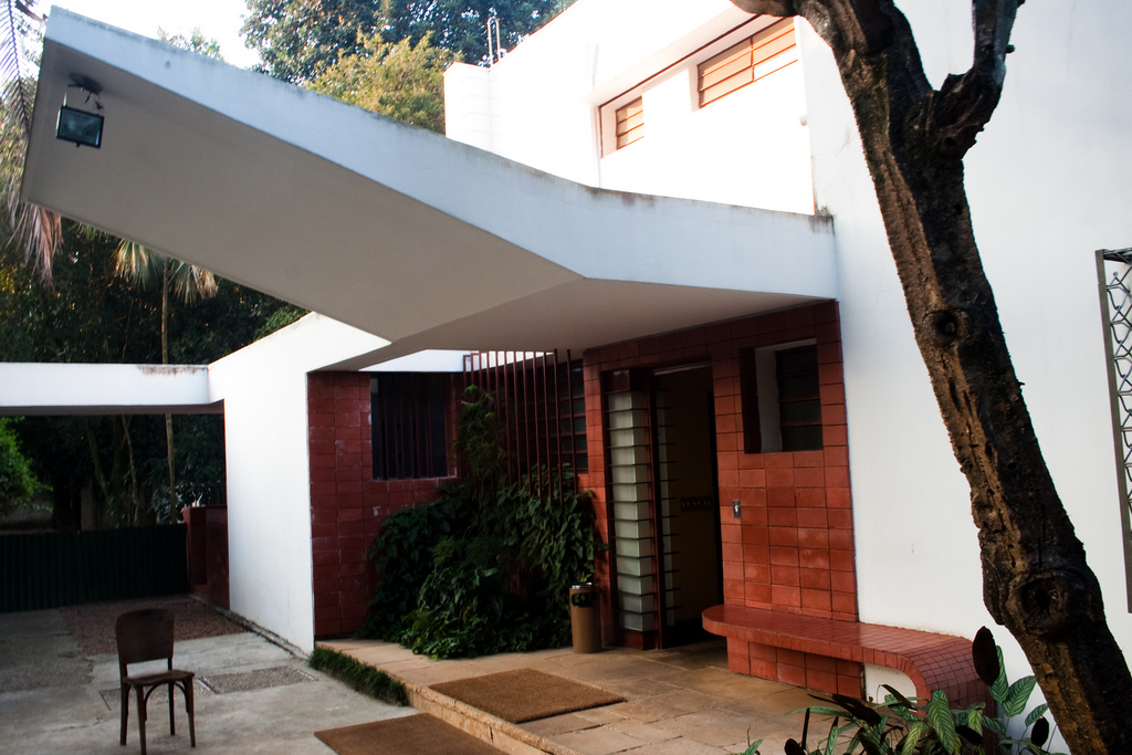 Casa Modernista. Foto por André Deak /Arte Fora do Museu
