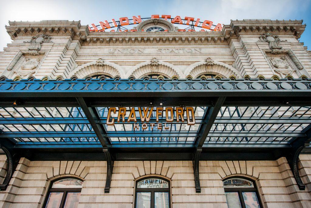 Denver Union Station, June 30, 2014. Photo by Ellen Jaskol