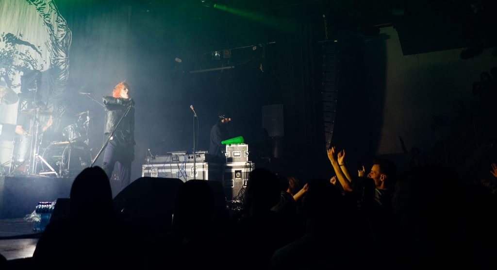 Crystal Castles. Foto: Ola Persson