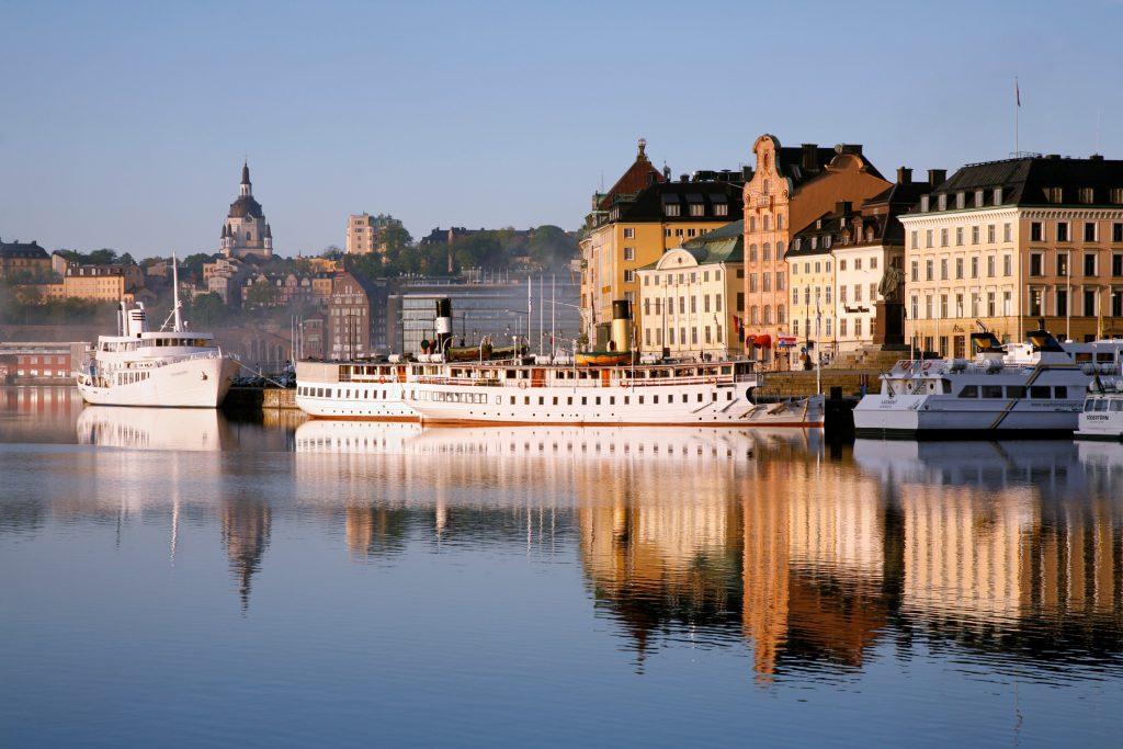 Estocolmo, capital sueca. Foto: Ola Ericson