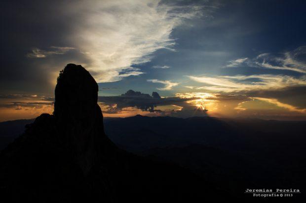 Por-do-sol no Bauzinho - foto: Jeremias Pereira