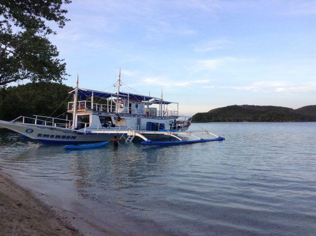 Tao Bagka - nosso barco