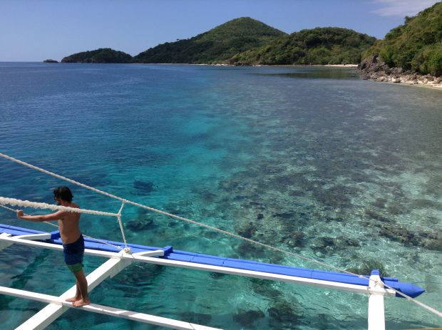 Corais de Palawan