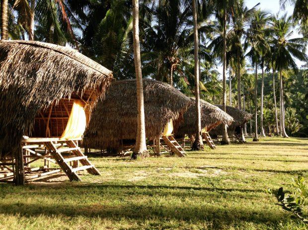 Cabanas individuaus na Tao Farm