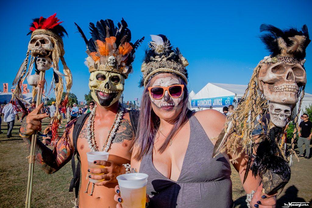 Voodoo Experience Festival 2016. Foto: Linka Odom
