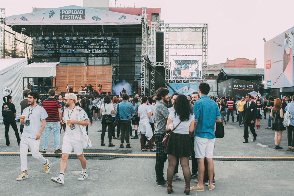 Popload Festival 2016. Foto: oppa.com.br