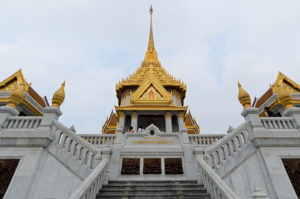 Templo / Wat Traimit, Chinatown, Bangkok