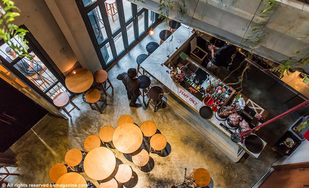Tep Bar, Bangkok, Tailândia