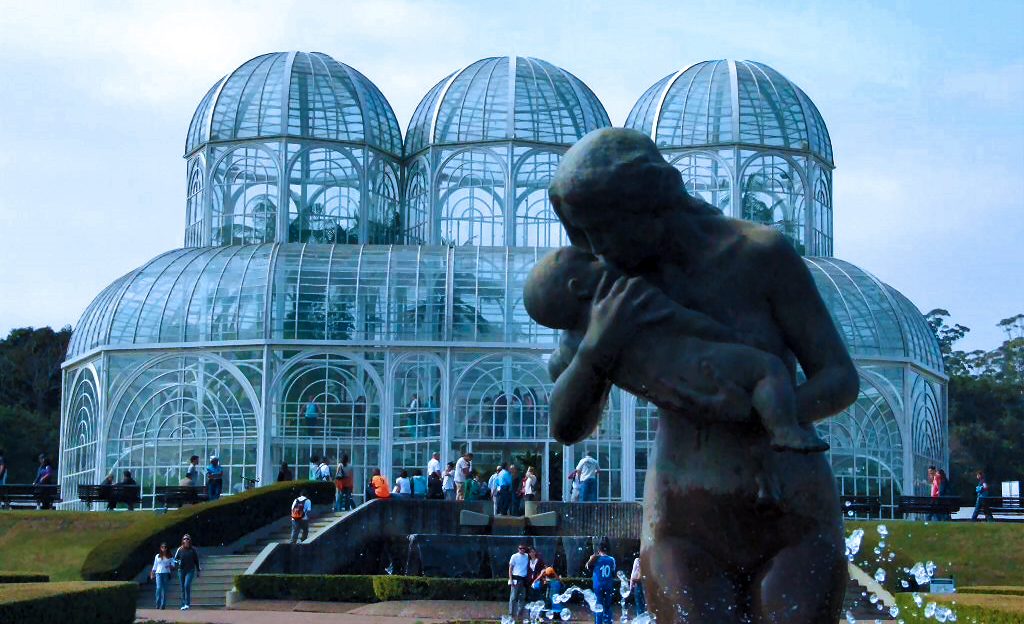 Jardim Botânico. Foto: Giuliano Maiolini