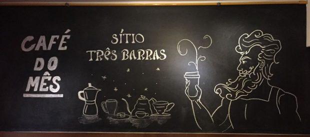 Café de dezembro, no Lucca Café. Foto: Divulgação
