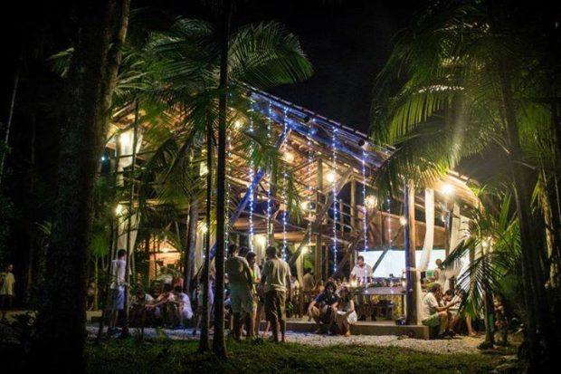 Mangarito Bar e Restaurante, em Iporanga, SP - foto: Divulgação