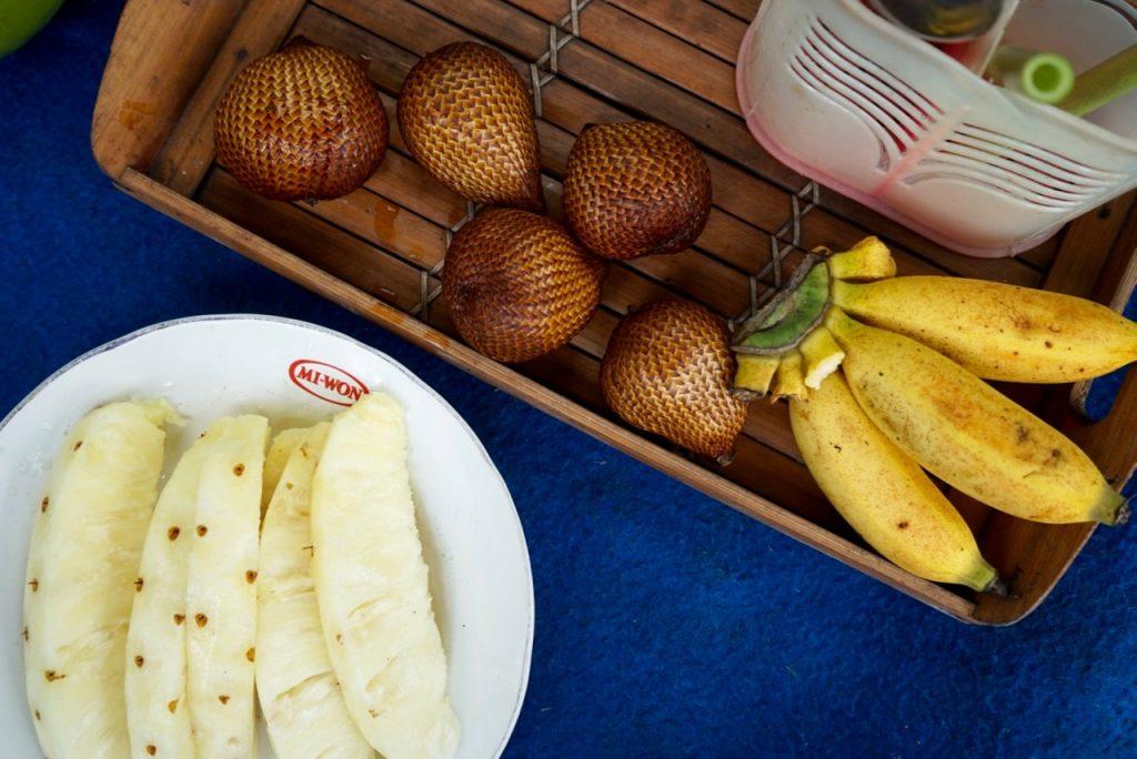 Frutas, frutas, frutas Bali