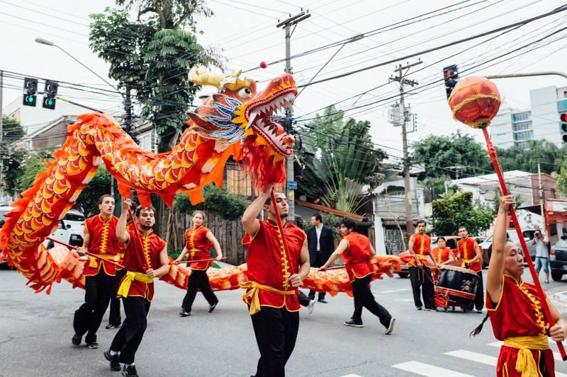 Ano Novo Chinês Japonique - Reprodução Japonique