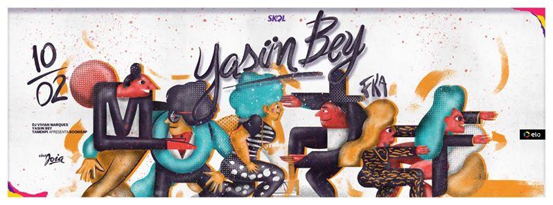 Yasiin Bey (Mos Def)