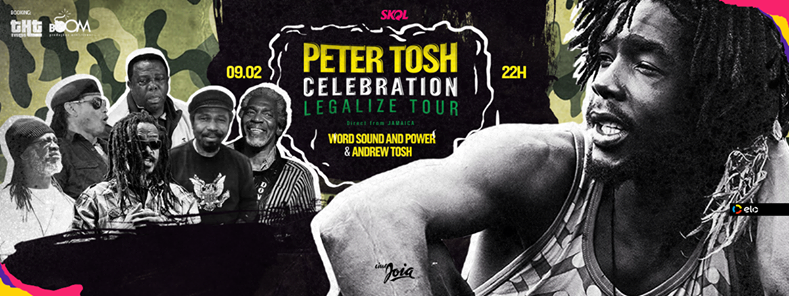 Peter Tosh Celebration